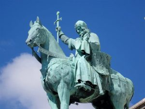 Saint Louis IX, King of France