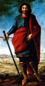 Saint Nicosious Camuto
